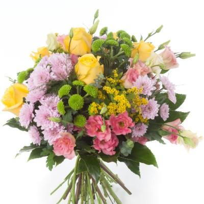 Bouquet des pastels