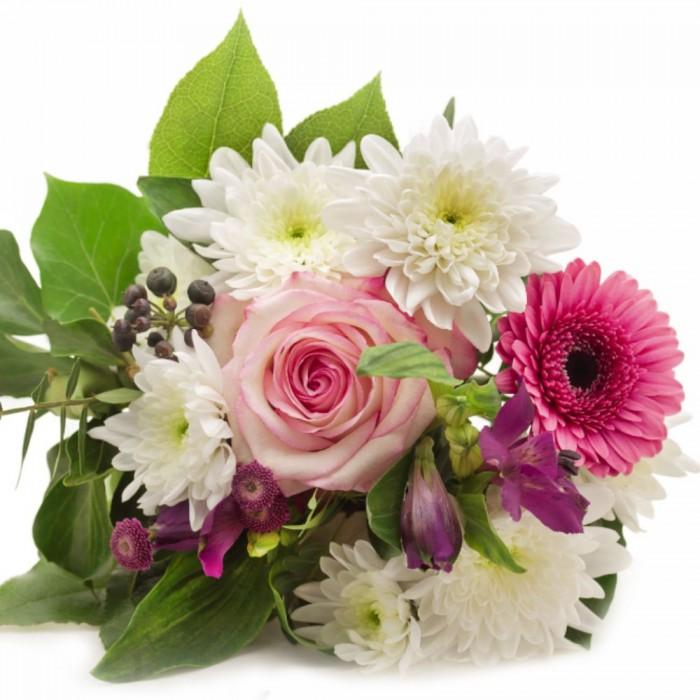 Bouquet des remerciements
