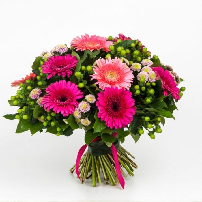 Bouquet des 8 fleurs
