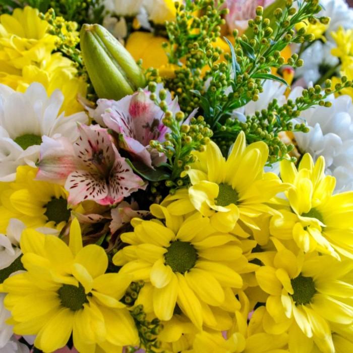 Bouquet des marguerites