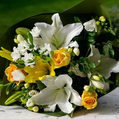Bouquet des senteurs raffinées